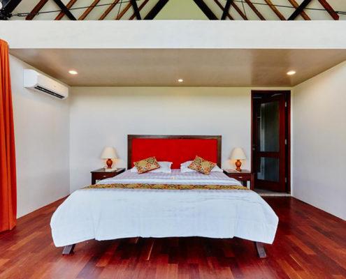 Deluxe room / Kamafari Surfcamp Bali