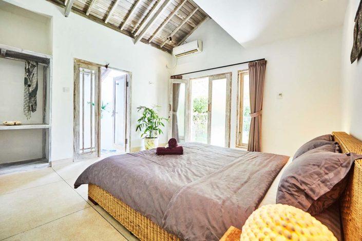 Bali Deluxe rooms / Kamafari Surfcamp Bali