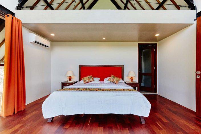 Kamafari Surfcamp Bali | Deluxe room