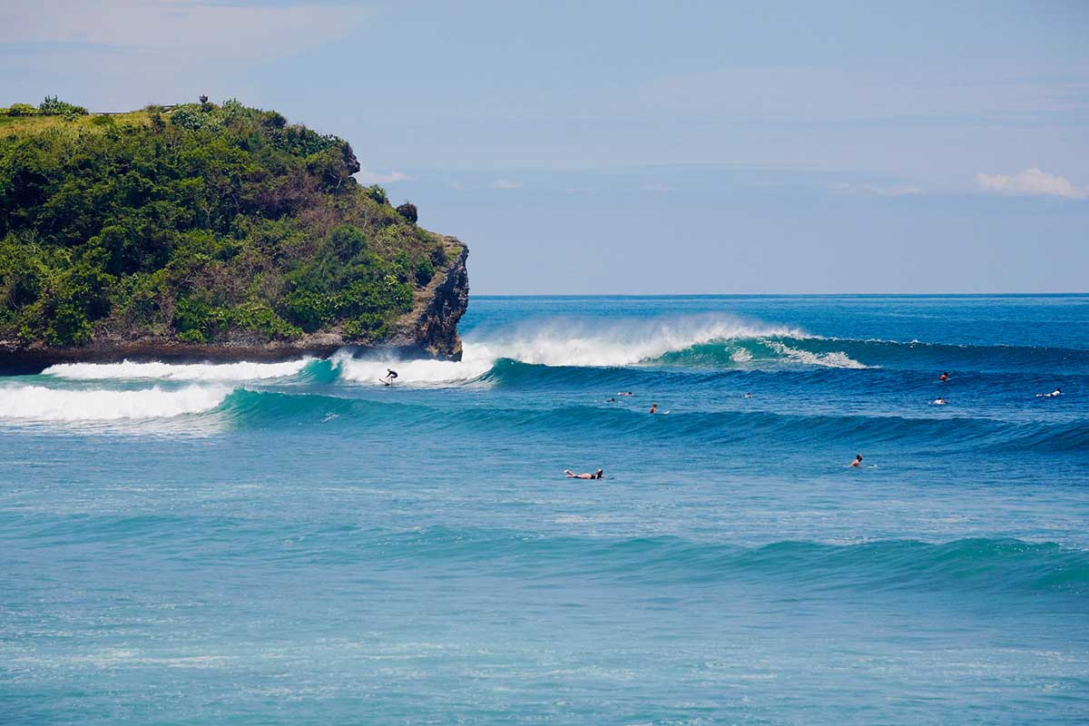 Kamafari Surfcamp Bali | Balangan