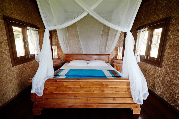 Kamafari Surfcamp Bali | Classic Double room