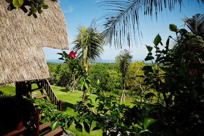 Kamafari Surfcamp Bali | view