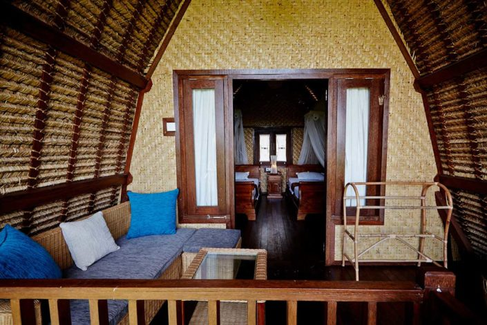 Kamafari Surfcamp Bali | Shared Dorm