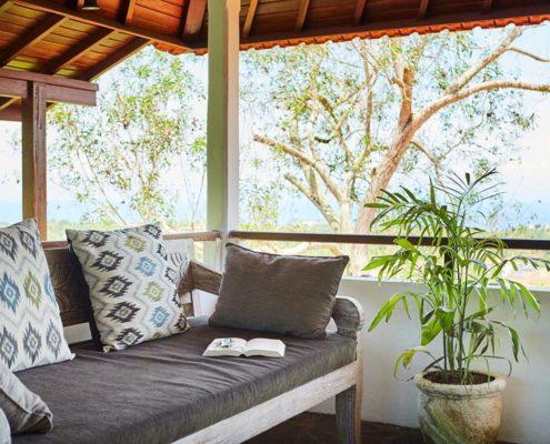 Oceanview room / Kamafari Surfcamp Bali