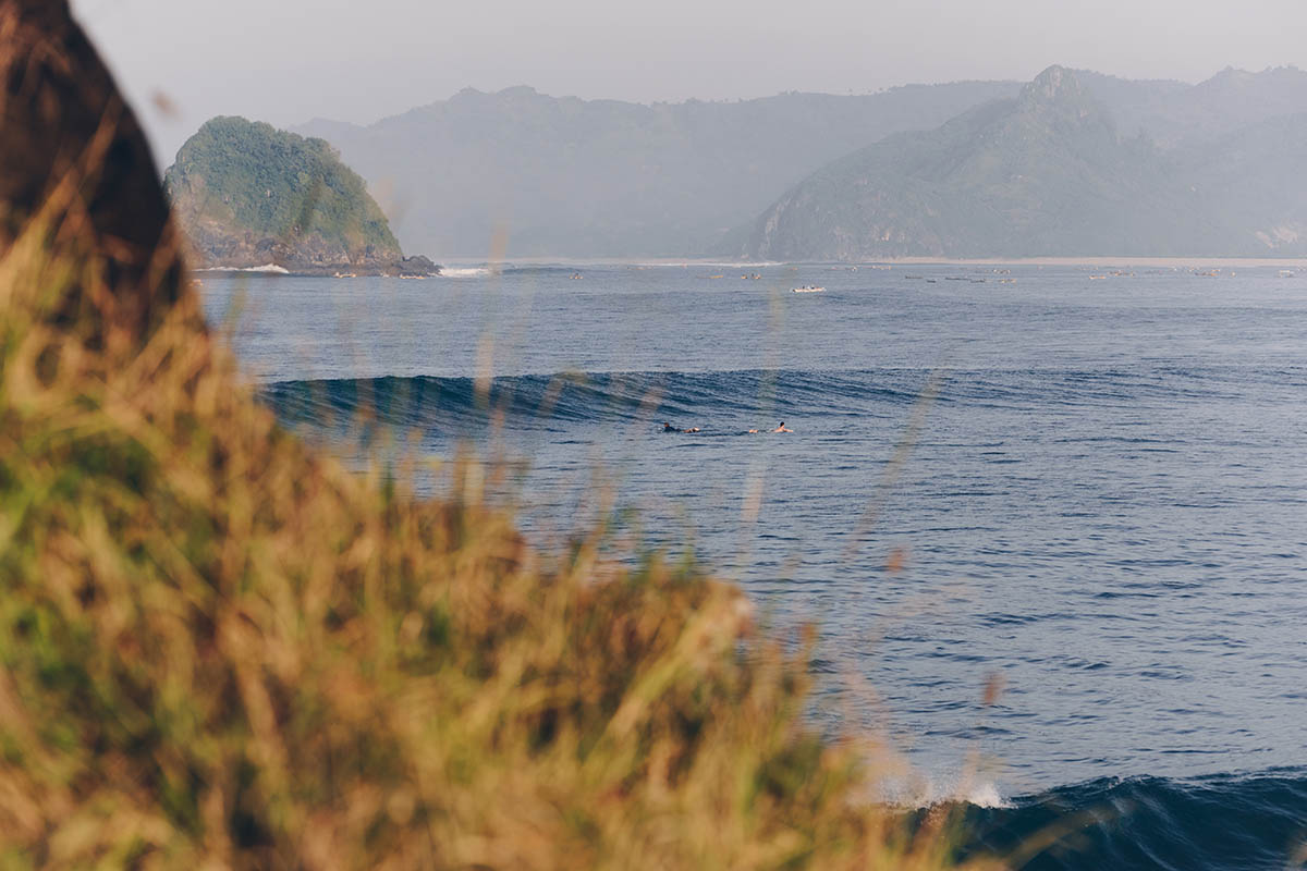 Surfcamp Lombok | Wave