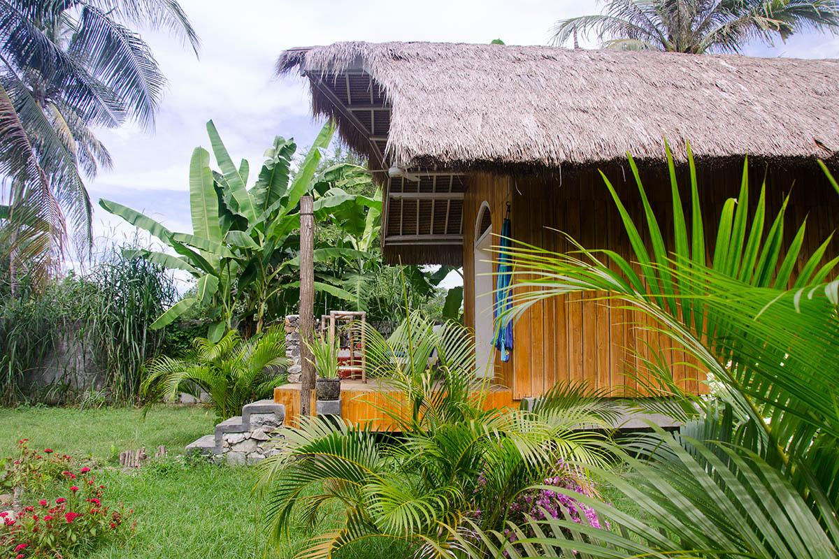 Surfcamp Lombok | Bungalow
