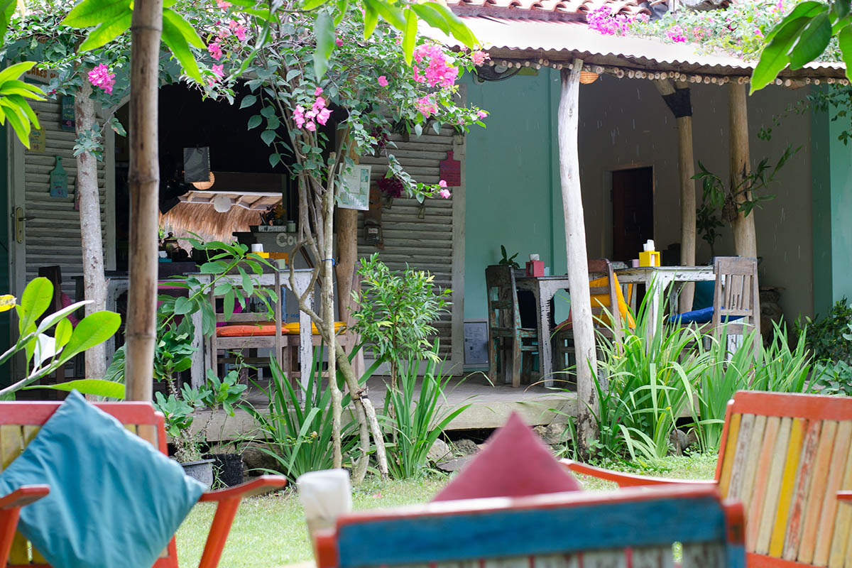 Surfcamp Lombok | Cafe
