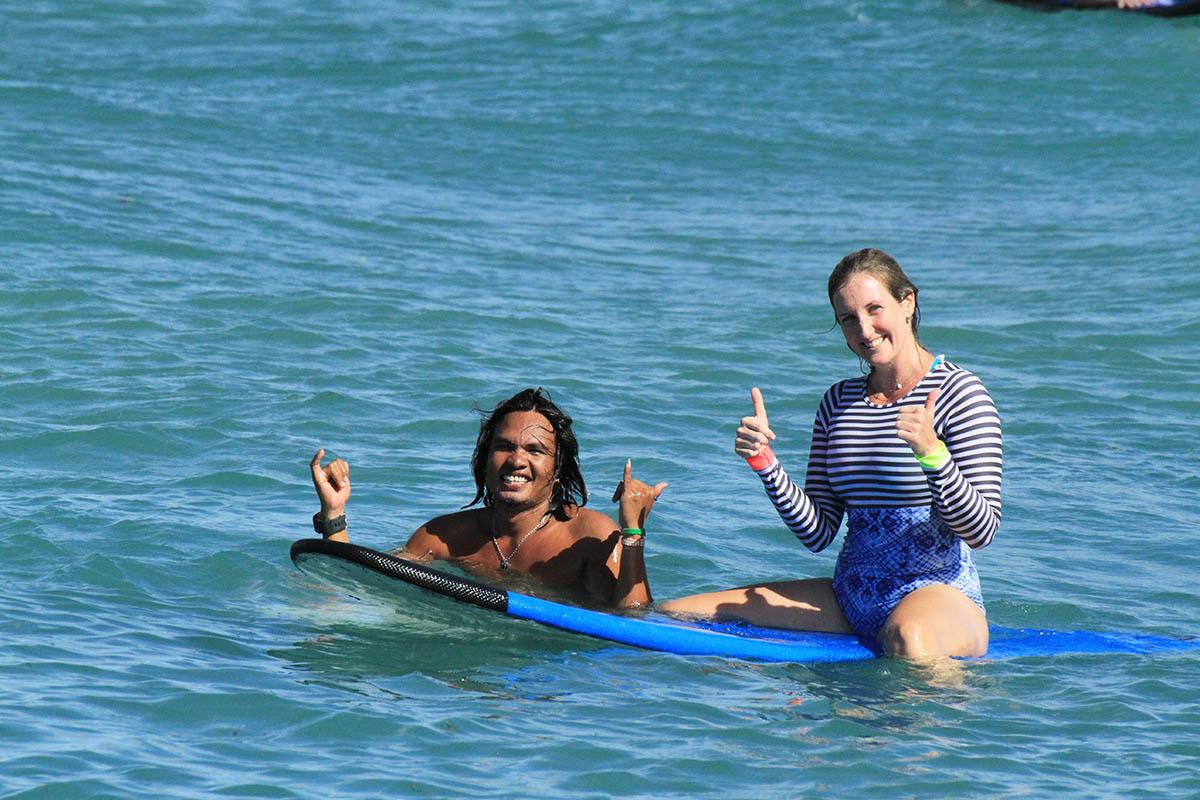 Surfcamp Lombok | Surfing